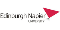 Logo Edinburgh Napier University