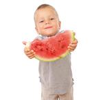 Thumbnail kind en natuurlijke voeding