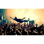 Thumbnail crowd surfing