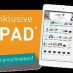 Square ipad neu