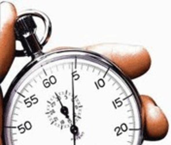 Big test time management