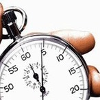 Square test time management