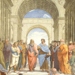 Square school of athens raphael 1080x1080