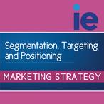 Square segmentation targeting an positioning
