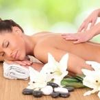 Square energetische massage