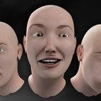 Square facial animation maya 65 v1