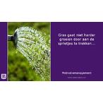 Thumbnail gras gaat niet harder groeien door aan de sprietjes te trekken