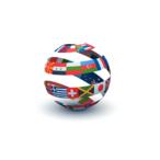 Thumbnail flag globe