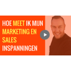 Thumbnail cover hoe meet ik mijn marketing en sales inspanningen